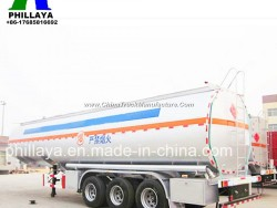 Anti-Acid Semi Tanker Trailer / Storage Tank / Fuel Tank