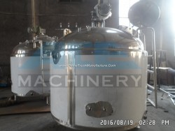 High Quality 5000L Steam Heating Mixing Tank (ACE-JBG-3H)