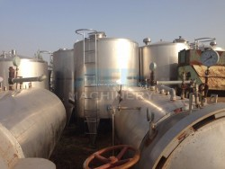 Food Grade Storage Tank (ACE-CG-NQ2)