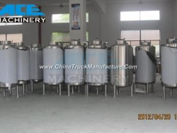 Vertical Stainless Steel Storage Tanks (ACE-CG-H5)