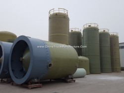 GRP Water Tanks for Storing All Kinds of Chemical Solution, Water