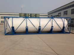 Fiber Glass FRP GRP Conatiner Vessel Tank for Chemical Solution or Water
