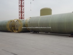 FRP Water Tanks for Storing All Kinds of Chemical Solution, Water