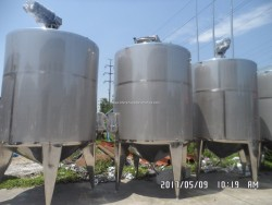 3000L Steam Jacketed Mixing Tank (ACE-JBG-F4)