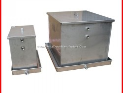 Jiangmen Produced Custom Made Stainless Steel Fuel Tank with ISO9001 Certificate