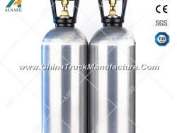 Keg Aluminum Compressed Carbon Dioxide Tank