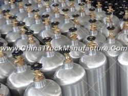 Manufacturer High-Pressure Aluminum CO2 Tank