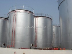 Stainless Steel Tank for Oil Storage