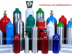 Medical/Industrial Aluminum Gas Cylinder Tanks 0.5L-50L