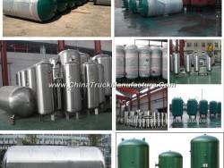30bar High Pressure Air Recevier Tank
