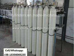 Refillable Oxygen Gas Cylinder Tanks