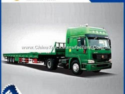 13m 40 Ton Low Bed Semi Trailer 9401tdp