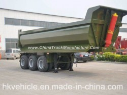 Sinotruk HOWO Dumper Semi Trailer From China Factory for Sale