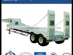 Cimc Low Bed / Low Bed Semi-Trailer