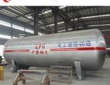Factory Price 10cubic Meters 20000liters 50cbm 100cbm 120cbm Liquid Petroleum Gas Tank for Sale