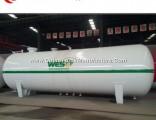 5t, 10t, 20tons, 30mt, 50tons, 60tons LPG Tank 5m3 10m3 20m3 50m3 80m3 100m3 120m3 LPG Storage Tank
