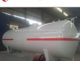 Factory Direct Sale 65000 Liters LPG Gas Bullet Tank with Safey Accessories Sunshield Water Spraying