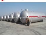 40 Tons LPG Storage Tank Price 80m3 100m3 Tank LPG Storage Tanks for Sale