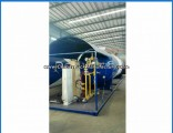 LPG Skid Tanks, 5000 Liter~50000 Liter Vertical LPG Storage Tank