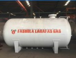 25tons LPG Gas Bullet Tank 50cbm for Gas Cylinder Refilling Usage