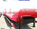 Low Bed Trailer Lowbed Semi Trailers and Truck Trailers