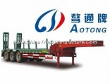 Customised Low Loader Trailer, Low Bed Semi Trailer, Lowboy Trailer 100 Ton, Price Low Bed Trailers,