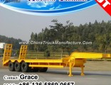 Low Bed Trailer on Sale