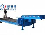 China Manufacturer 50 Ton Lowboy Trailer for Sale