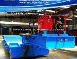 Detachable Hydraulic Gooseneck Low Bed Trailer for Sale