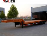 60 Ton Payload Low Bed Semi Trailer