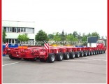 Multi-Axle Hydraulic Modular Trailer for Sale