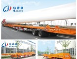 Extendable Wind Power Transport Low Bed Semi Trailer (LAT9580TDP)