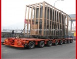 16 Axles 240 Tons Large Transformer Transport Hydraulic Modular Trailer