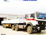 3-Axles Side Wall/ Side Board/Fence Cargo Truck Semi Trailer