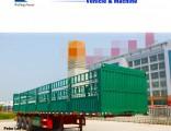 4 Axle Stake/Cargo/Fence Twist Locks Semi Truck Trailer