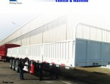 Side Wall/ Side Board/Fence Cargo Truck Semi Trailer