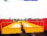 Side Wall/Side Drop/Side Board/Bulk Cargo Truck Semi Trailer