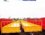Side Wall/Side Drop/Side Board/Bulk Cargo Truck Semi Trailer