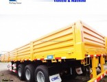 Enclosed Truck Side Wall Cargo Semi Trailer for Sale