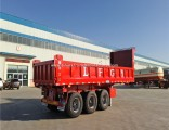 Heavy Duty Dump/Tipper Trailer for Mineral/Iron/Stone/Sand/ Mine Transport