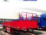 China Manufacture Side Wall Fence Cargo Trailer for Sale