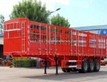 China Manufacture Heavy Duty Capacity Fence/Stake/Side Board/Side Wall Semi-Trailer