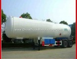 Newly Designed Double Axles 36m3 LPG Tank Semi Trailer