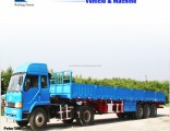 Side Wall Cargo Semi Trailer or Truck Trailer