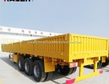 2018 Helloo Trailer BPW Axles 50 Ton Side Wall Cargo Lorry Truck Trailer
