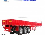 Utility Side Wall Cargo Trailer for Hot Sale