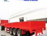Cargo Semi-Trailer with Detachable Side Walls