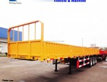 Side Wall Cargo Trailer, Fence Cargo Trailer