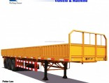 New High Side Wall Enclosed Cargo Semi Trailer for Sale