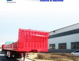 3 Axles 40FT Side Wall Cargo Trailer